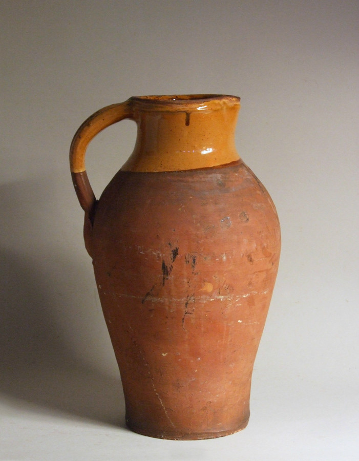 Large Welsh pottery jug